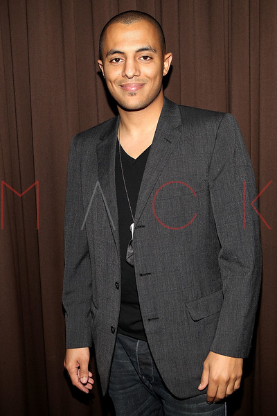 """NEW YORK, NY - SEPTEMBER 30:  Stand up comic Eman Morgan attends the premiere of """"Stuck in the Middle"""" at Tribeca Grand Screening Room on September 30, 2011 in New York City.  (Photo by Steve Mack/S.D. Mack Pictures) *** Local Caption *** Eman Morgan"""