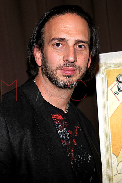 "NEW YORK, NY - SEPTEMBER 30:  Co-director Joseph Pepitone attends the premiere of ""Stuck in the Middle"" at Tribeca Grand Screening Room on September 30, 2011 in New York City.  (Photo by Steve Mack/S.D. Mack Pictures) *** Local Caption *** Joseph Pepitone"