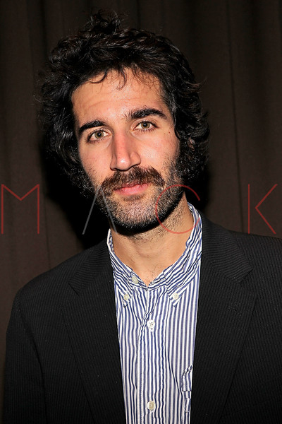 "NEW YORK, NY - SEPTEMBER 30:  Co-director Carlos Duhaime attends the premiere of ""Stuck in the Middle"" at Tribeca Grand Screening Room on September 30, 2011 in New York City.  (Photo by Steve Mack/S.D. Mack Pictures) *** Local Caption *** Carlos Duhaime"