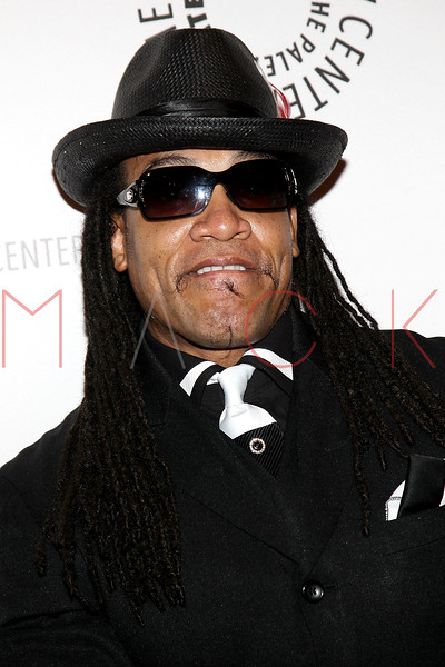 "NEW YORK, NY - SEPTEMBER 12:  Melle Mel attends The Paley Center For Media Presents ""Planet Rock: The Story of Hip-Hop & the Crack Generation"" at The Paley Center for Media on September 12, 2011 in New York City.  (Photo by Steve Mack/S.D. Mack Pictures) *** Local Caption *** Melle Mel"