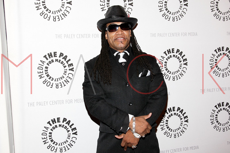 """NEW YORK, NY - SEPTEMBER 12:  Melle Mel attends The Paley Center For Media Presents """"Planet Rock: The Story of Hip-Hop & the Crack Generation"""" at The Paley Center for Media on September 12, 2011 in New York City.  (Photo by Steve Mack/S.D. Mack Pictures) *** Local Caption *** Melle Mel"""