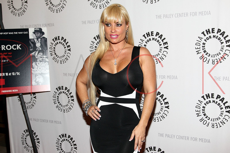 "NEW YORK, NY - SEPTEMBER 12:  Coco attends The Paley Center For Media Presents ""Planet Rock: The Story of Hip-Hop & the Crack Generation"" at The Paley Center for Media on September 12, 2011 in New York City.  (Photo by Steve Mack/S.D. Mack Pictures) *** Local Caption *** Coco"