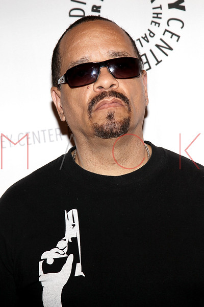 "NEW YORK, NY - SEPTEMBER 12:  Ice-T attends The Paley Center For Media Presents ""Planet Rock: The Story of Hip-Hop & the Crack Generation"" at The Paley Center for Media on September 12, 2011 in New York City.  (Photo by Steve Mack/S.D. Mack Pictures) *** Local Caption *** Ice-T"