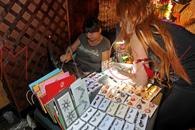 NEW YORK, NY - SEPTEMBER 29:  Atmosphere at the Teaser Party kick off during the 9th annual New York Burlesque Festival at The Bell House on September 29, 2011 in the Brooklyn borough of New York City.  (Photo by Steve Mack/S.D. Mack Pictures)
