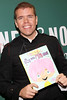 "NEW YORK, NY - SEPTEMBER 06:  Perez Hilton promotes ""The Boy With Pink Hair"" at the Barnes & Noble Union Square on September 6, 2011 in New York City.  (Photo by Steve Mack/S.D. Mack Pictures) *** Local Caption *** Perez Hilton"