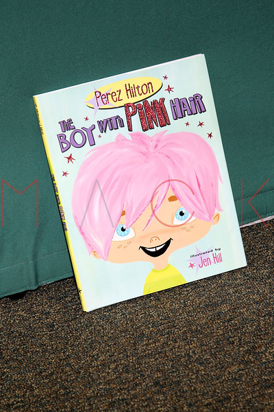 "NEW YORK, NY - SEPTEMBER 06:  Atmosphere at the book signing for Perez Hilton's ""The Boy With Pink Hair"" at the Barnes & Noble Union Square on September 6, 2011 in New York City.  (Photo by Steve Mack/S.D. Mack Pictures)"