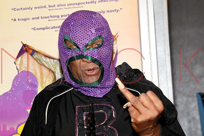 "NEW YORK, NY - SEPTEMBER 16:  ""The Weird World of Blowfly"" premiere at the Quad Cinema on September 16, 2011 in New York City."
