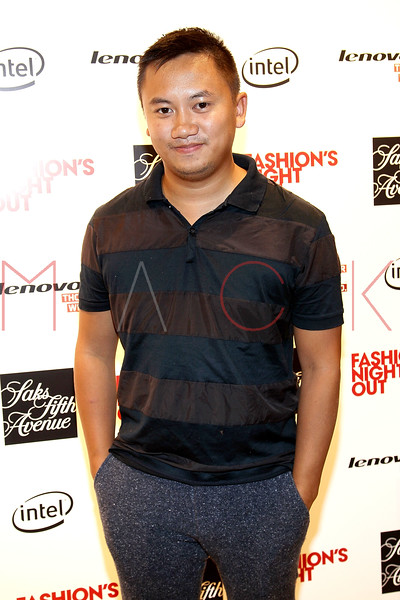 NEW YORK, NY - SEPTEMBER 08:  Tommy Ton at Saks Fifth Avenue on September 8, 2011 in New York City.  (Photo by Steve Mack/Getty Images for Vogue) *** Local Caption *** Tommy Ton