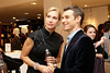 NEW YORK, NY - SEPTEMBER 08:  Tracey Trachta and Nick Reynolds at Saks Fifth Avenue on September 8, 2011 in New York City.  (Photo by Steve Mack/Getty Images for Vogue) *** Local Caption *** Tracey Trachta; Nick Reynolds