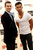NEW YORK, NY - SEPTEMBER 08:  Nick Reynolds and Prabal Gurung at Saks Fifth Avenue on September 8, 2011 in New York City.  (Photo by Steve Mack/Getty Images for Vogue) *** Local Caption *** Nick Reynolds; Prabal Gurung