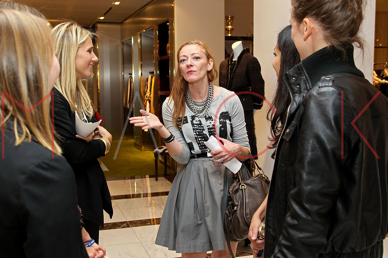 NEW YORK, NY - SEPTEMBER 08:  Kimberly Fasting-Berg at Saks Fifth Avenue on September 8, 2011 in New York City.  (Photo by Steve Mack/Getty Images for Vogue) *** Local Caption *** Kimberly Fasting-Berg
