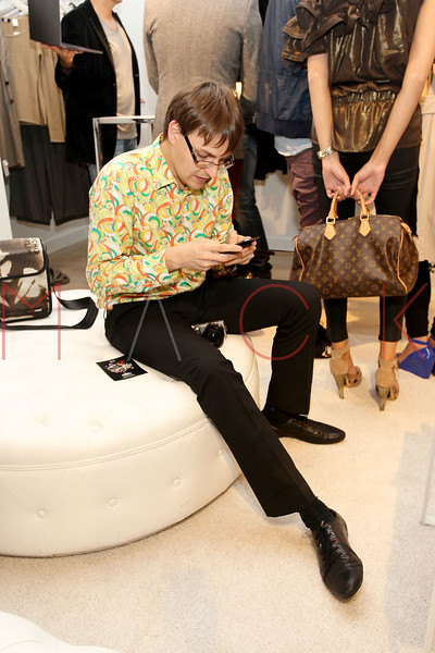 NEW YORK, NY - SEPTEMBER 08:  Evgeniy Kozlov at Saks Fifth Avenue on September 8, 2011 in New York City.  (Photo by Steve Mack/Getty Images for Vogue) *** Local Caption *** Evgeniy Kozlov
