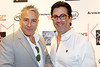 NEW YORK, NY - SEPTEMBER 08:  Ken Kaufman and Isaac Franco at Saks Fifth Avenue on September 8, 2011 in New York City.  (Photo by Steve Mack/Getty Images for Vogue) *** Local Caption *** Ken Kaufman; Isaac Franco