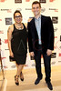 NEW YORK, NY - SEPTEMBER 08:  Amina Akhtar and Nick Reynolds at Saks Fifth Avenue on September 8, 2011 in New York City.  (Photo by Steve Mack/Getty Images for Vogue) *** Local Caption *** Amina Akhtar; Nick Reynolds