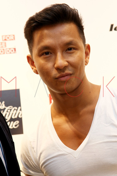 NEW YORK, NY - SEPTEMBER 08:  Prabal Gurung at Saks Fifth Avenue on September 8, 2011 in New York City.  (Photo by Steve Mack/Getty Images for Vogue) *** Local Caption *** Prabal Gurung