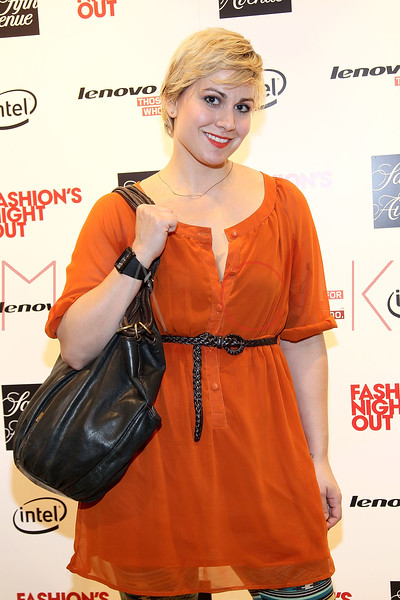 NEW YORK, NY - SEPTEMBER 08:  Summer Bailey Brown at Saks Fifth Avenue on September 8, 2011 in New York City.  (Photo by Steve Mack/Getty Images for Vogue) *** Local Caption *** Summer Bailey Brown