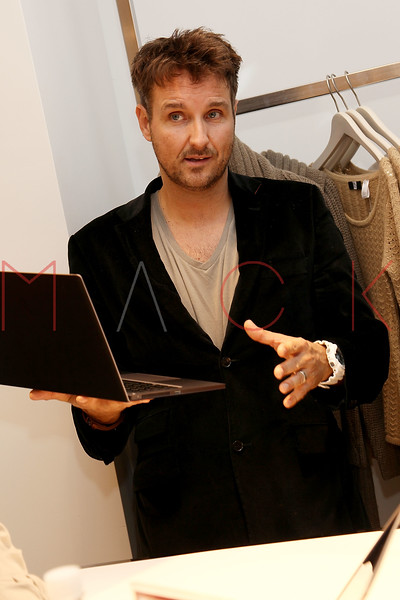 NEW YORK, NY - SEPTEMBER 08:  Mathias Winks at Saks Fifth Avenue on September 8, 2011 in New York City.  (Photo by Steve Mack/Getty Images for Vogue) *** Local Caption *** Mathias Winks
