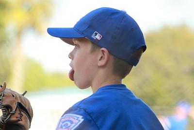 2011.4.9 AAA Dodgers vs. Rangers