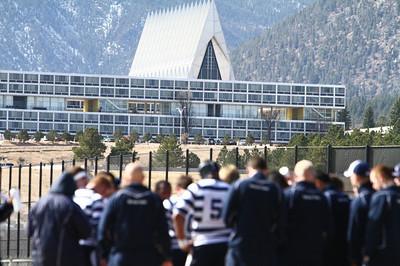 AFA 2011 Halftime