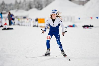 Ski Archery Races I