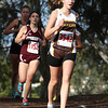 D-IV Girls : Top 15 finishers in the D-IV girls' race