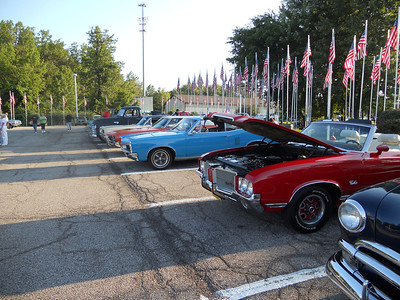 Eastlake Cruise at the 500 Flags