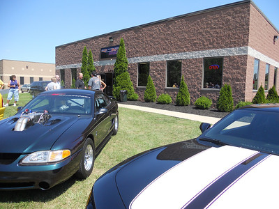 RDP Automotive Grand Opening Cruise
