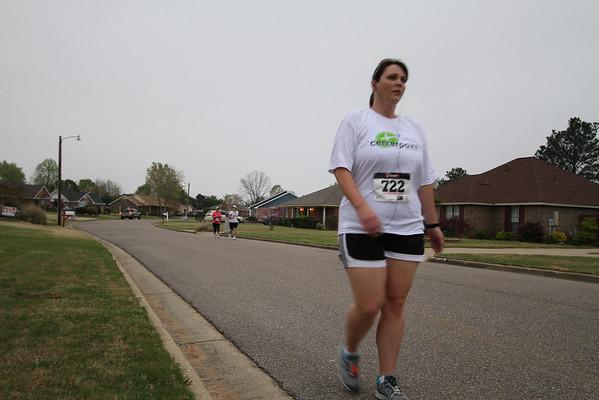 2011 Centerpoint Challenge/Half Marathon