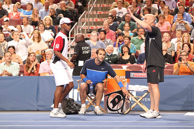 Champions Shootout on September 24, 2011 at the Wells Fargo Center in Philadelphia, Pennsylvania.