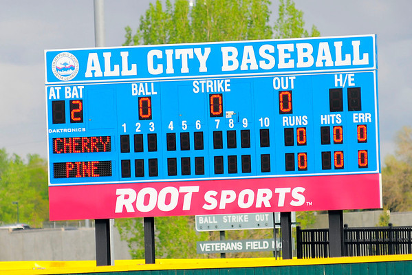 State Game 1 - Cherry Creek vs Pine Creek - May 20th 2011 - Cherry Creek 10 Pine Creek 4