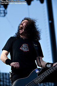 Anthrax live at the Big 4 Festival in Indio, California on April 23rd, 2011