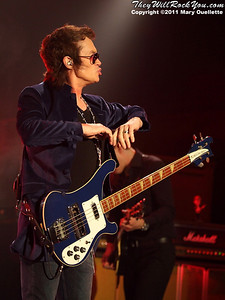 """Black Country Communion perform on June 17, 2011 in support of """"2"""" at the Casino Ballroom in Hampton Beach, New Hampshire"""