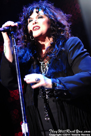 Sep 10, 2011, Irvine, CA, USA - Ann Wilson, from Heart, performs at Verizon Wireless Amphitheater in Irvine for the Jack FM 93.1 6th Annual show.
