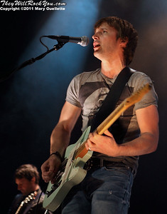 "James Blunt kicks off his ""Some Kind Of Trouble Tour"" on April 20, 2011 at the House of Blues in Boston, Massachusetts"