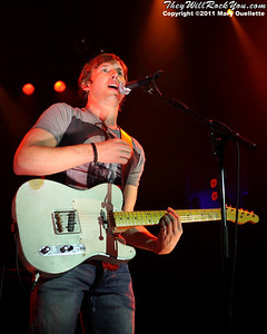 """James Blunt kicks off his """"Some Kind Of Trouble Tour"""" on April 20, 2011 at the House of Blues in Boston, Massachusetts"""