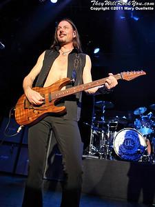 Whitesnake performs at the Casino Ballroom in Hampton Beach, NH on August 21, 2011