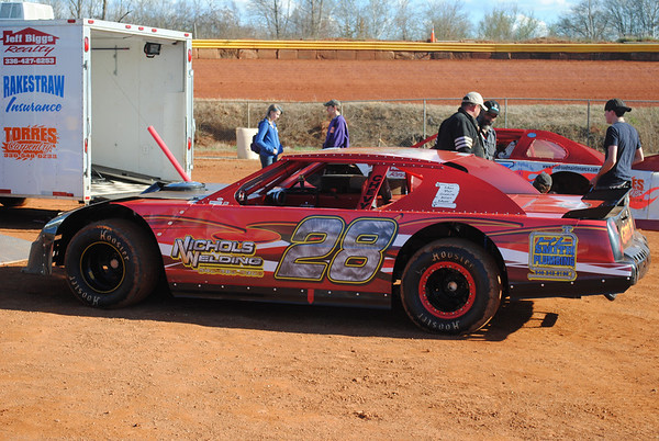 311 Speedway April 2, 2011