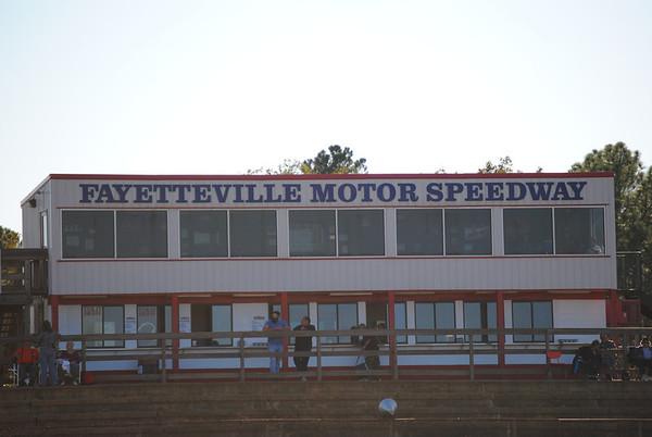Clash Bash Fayetteville Motor Speedway 10/15/11