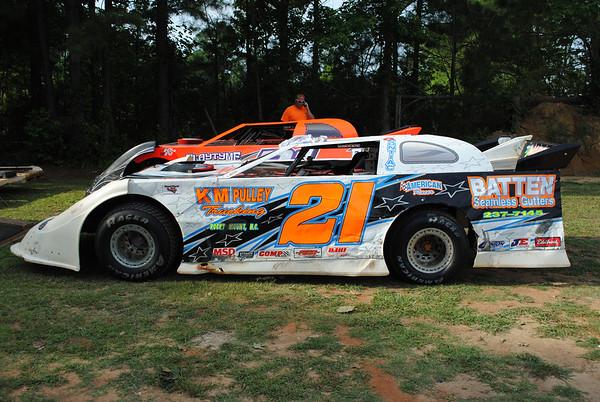 County Line Raceway, June 25 2011