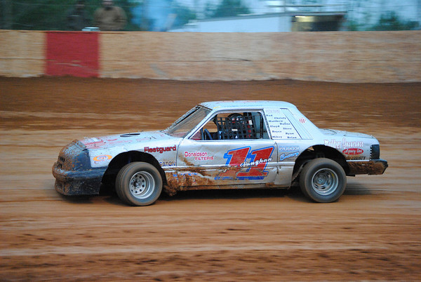 County Line Raceway, March 26th