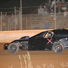 Chris Parker won the final points event for the modifieds and picked up the CLR track championship