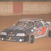 Jeremy Benson captured his first feature win after the top 2 car were DQd