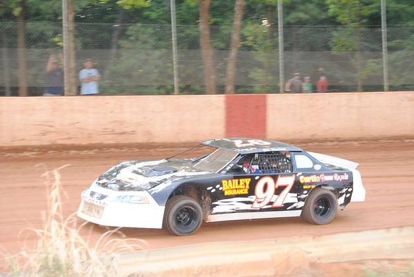 July 23, 2011 County Line Raceway