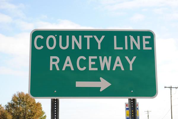 November 5, 2011 County Line Raceway