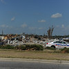 This site is 4 blocks from Holy Cross Lutheran Church, Tuscaloosa, Alabama. Its leveled for 6-8 blocks square!