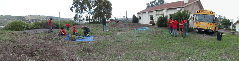 4/2/2011 - Troop Service Project