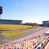 charlotte motor speedway turn two