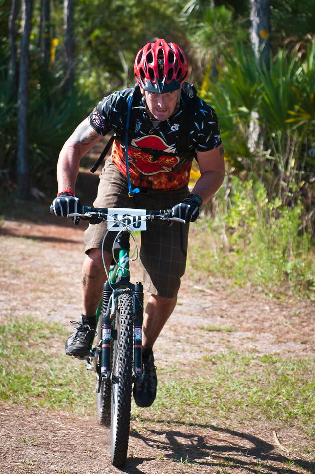 2011 Florida Police & Fire Games Mountain Bike Race Halpatioke Park, Stuart, Florida © 2011