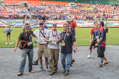 2015 World Police & Fire Games Opening Ceremonies Fairfax, Virginia © 2015  TNWA Photography / Debbie Tubridy