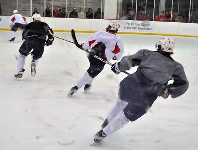 2011 Caps Practice